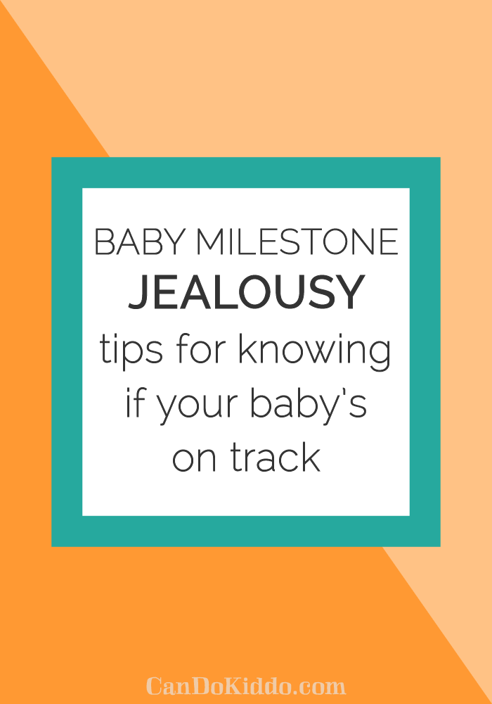 Lesser known developmental mini-milestones to help you know your baby is on track. CanDoKiddo.com