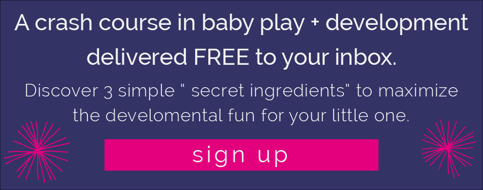 crash course in baby play