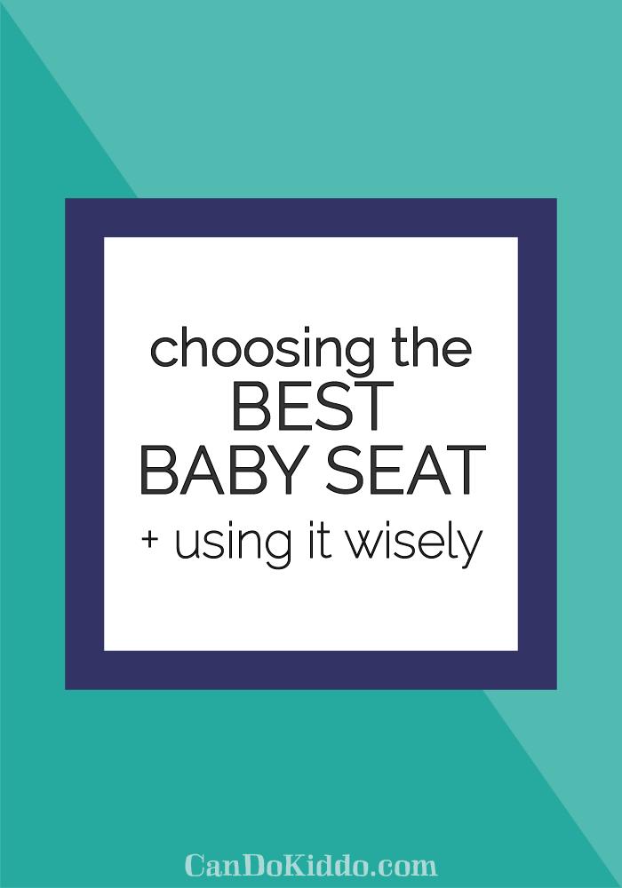 best baby seat - best baby gear. CanDoKiddo.com