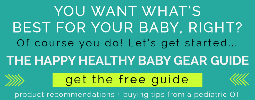 baby gear buying guide