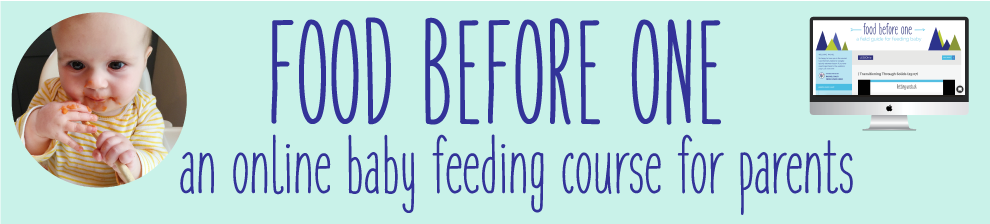online feeding course for baby starting solids