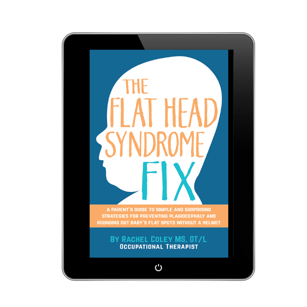 The Flat Head Syndrome Fix - paperback and eBook. CanDoKiddo.com
