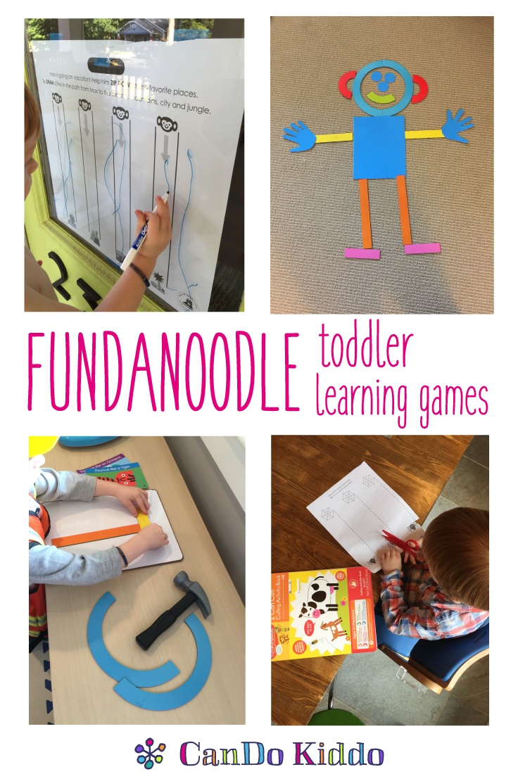 Toddler learning games. Totschooling. CanDoKiddo.com
