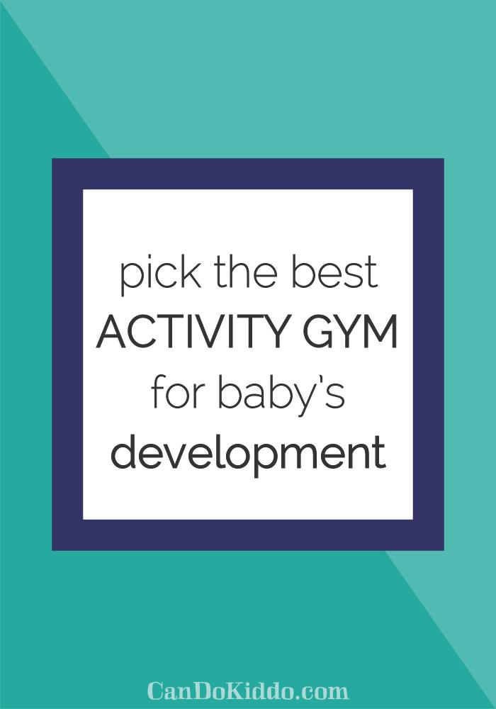 Which baby gym to register for. CanDoKiddo.com
