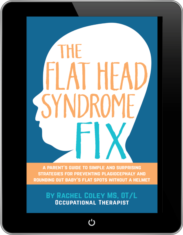 Flat Head Syndrome - Plagiocephaly fix