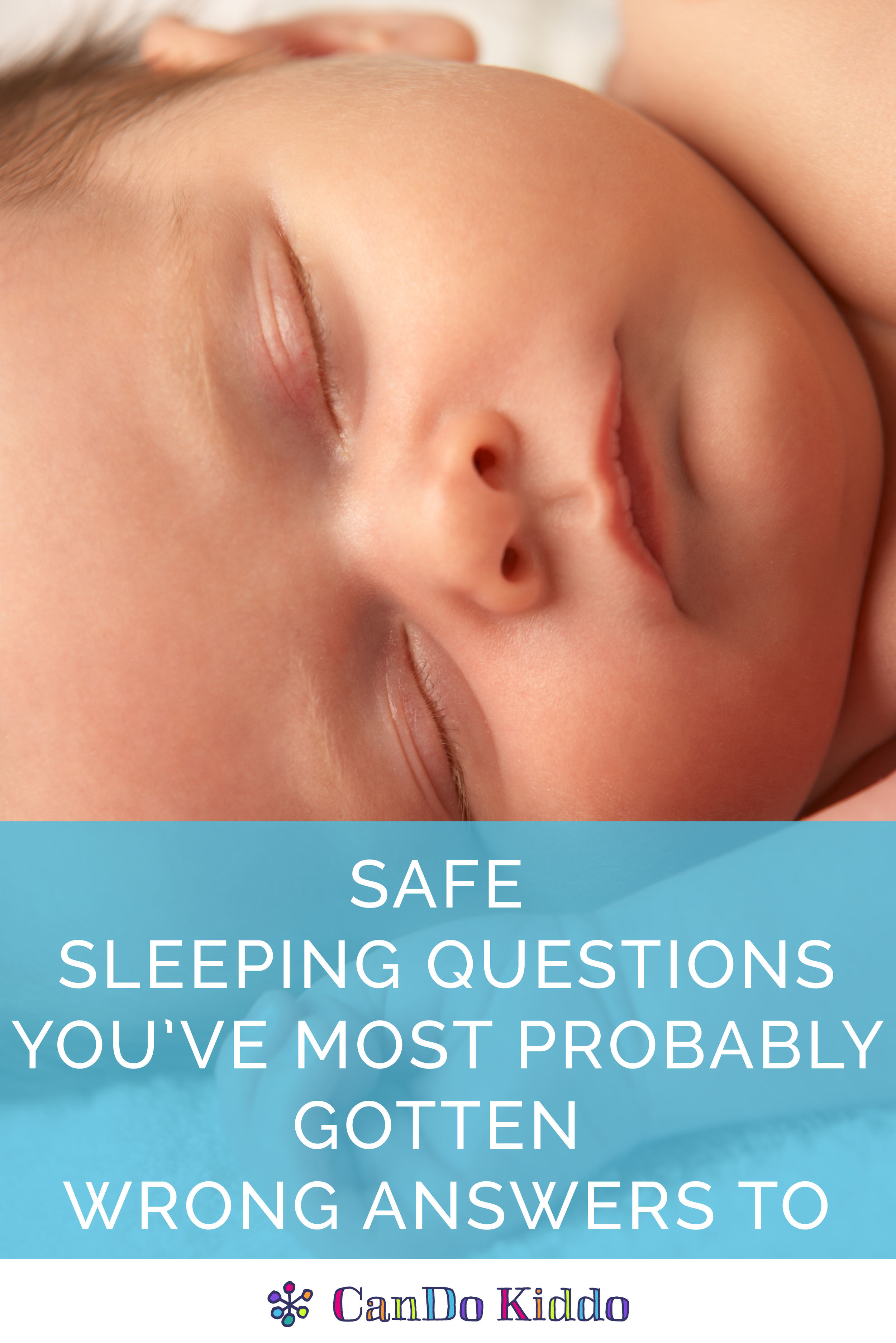 safe sleep for baby - SIDS reduction