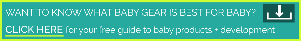 baby gear guide - developmental expert