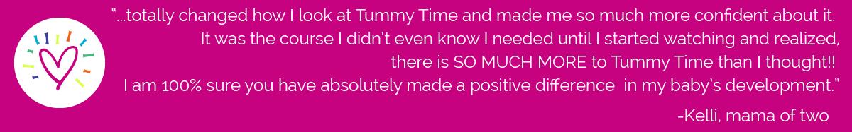 tummy time fail