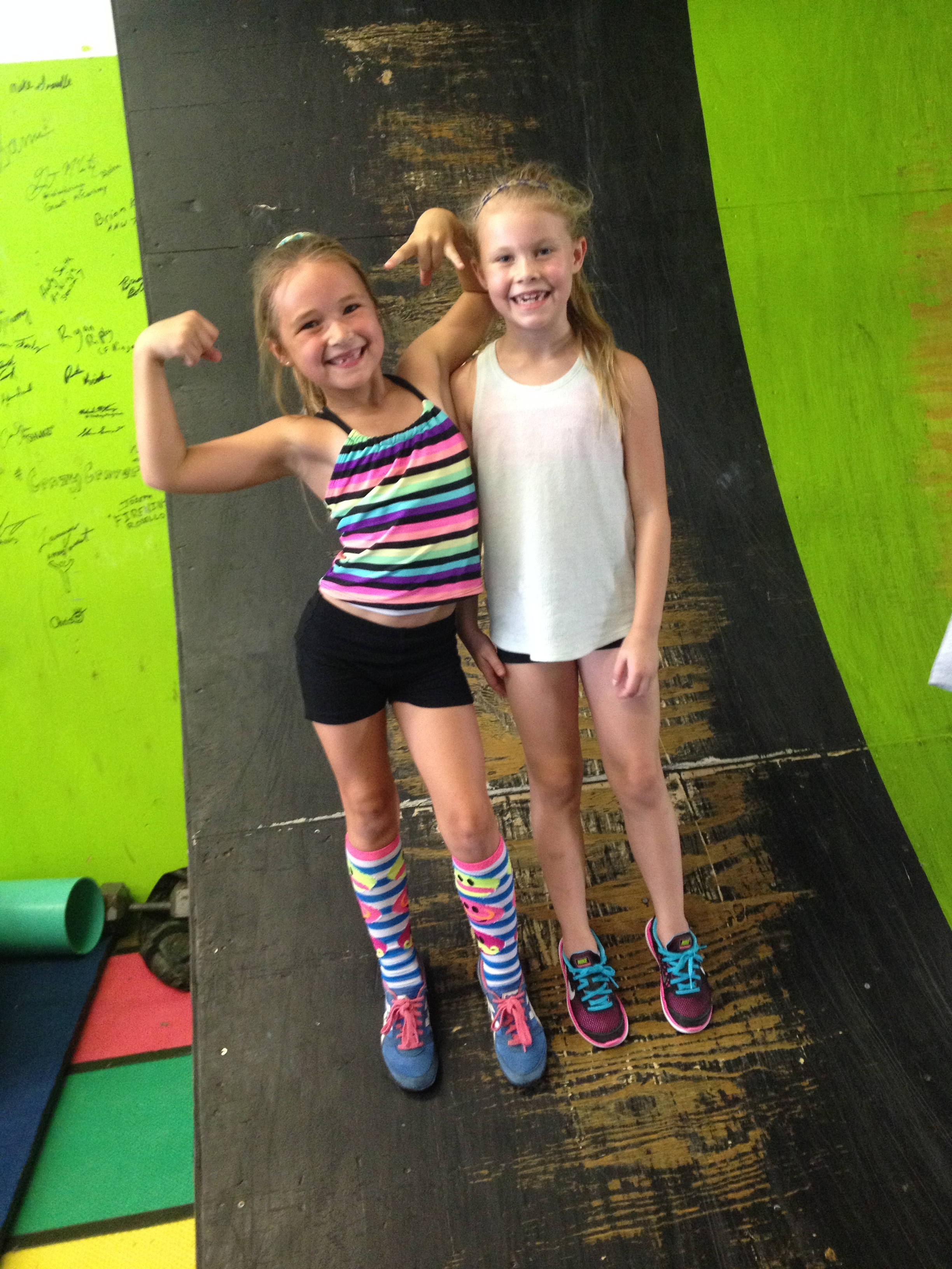 Warrior Sports Summer Camp Ninja Girls.JPG