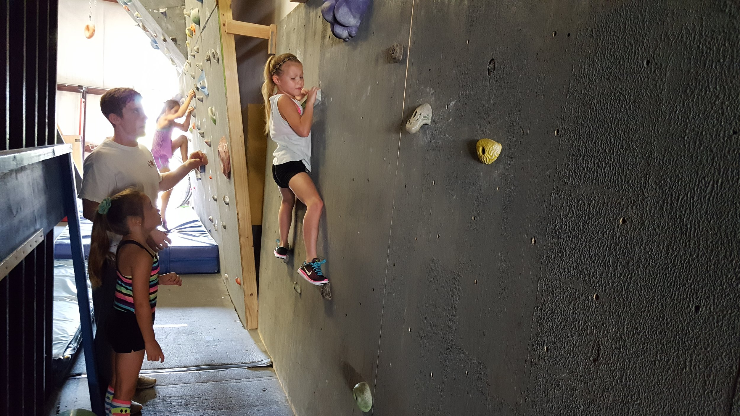 Warrior Sports Summer Camp Rock Wall.jpg