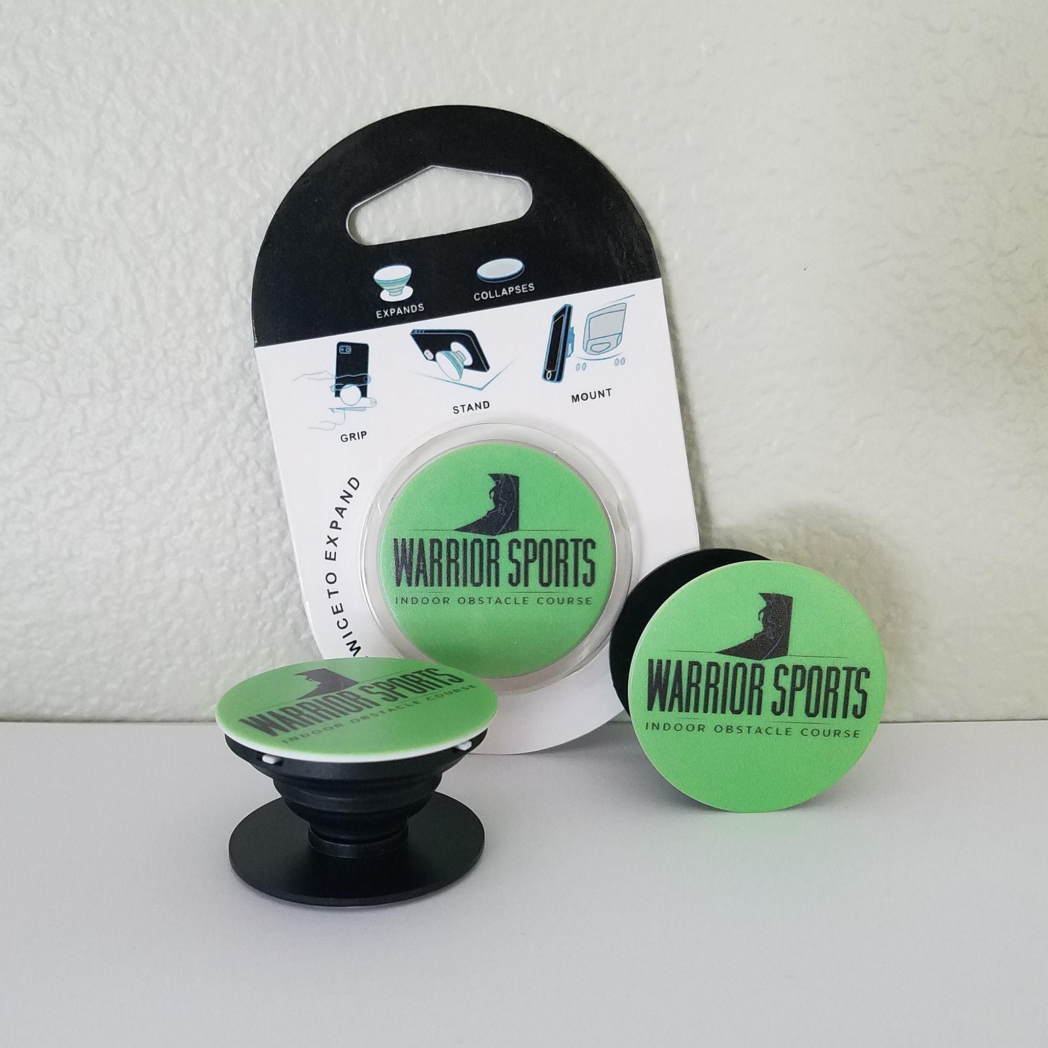 Warrior Sports Popsocket