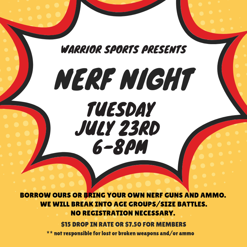 Events — Warrior Sports