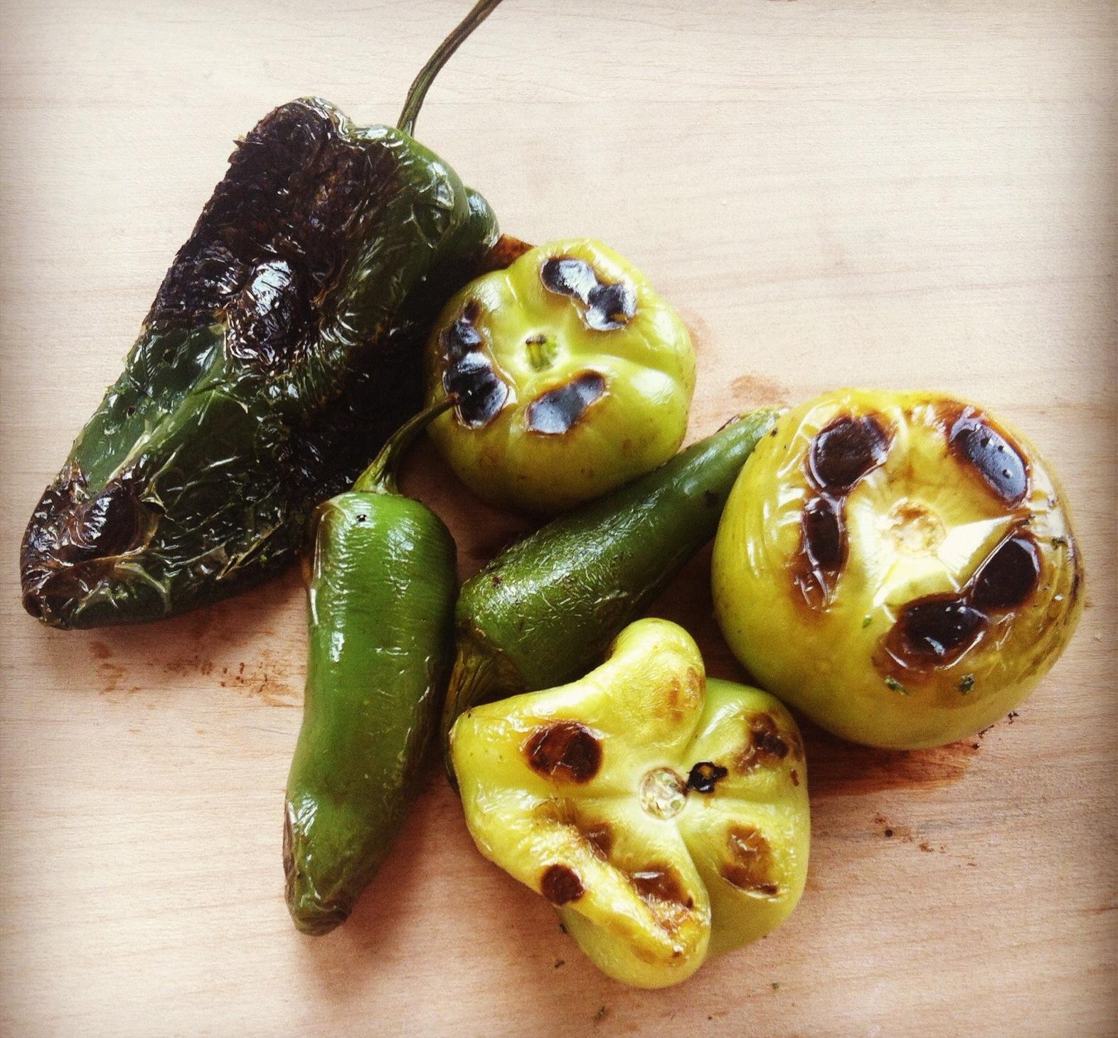 peppers w. skin