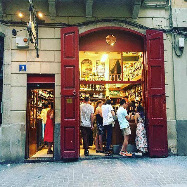 Tapas en Barcelona