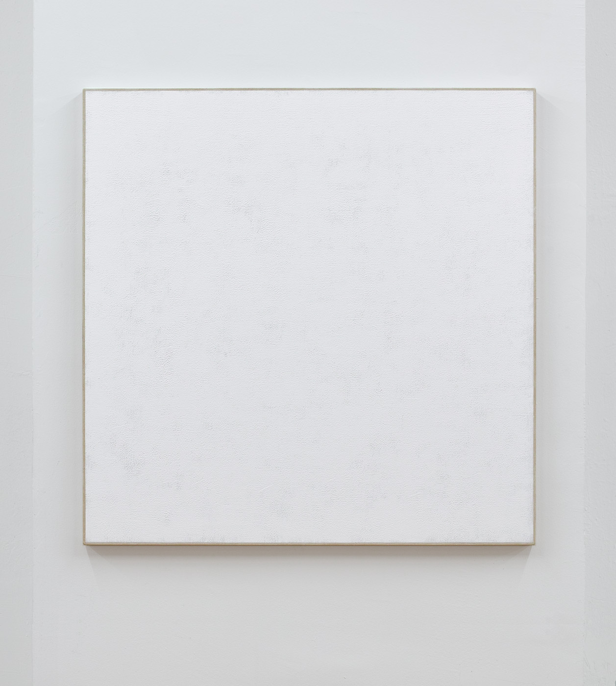 """Thalia  Oil on cotton,30"""" x 29-1/2"""",  2012-2014."""