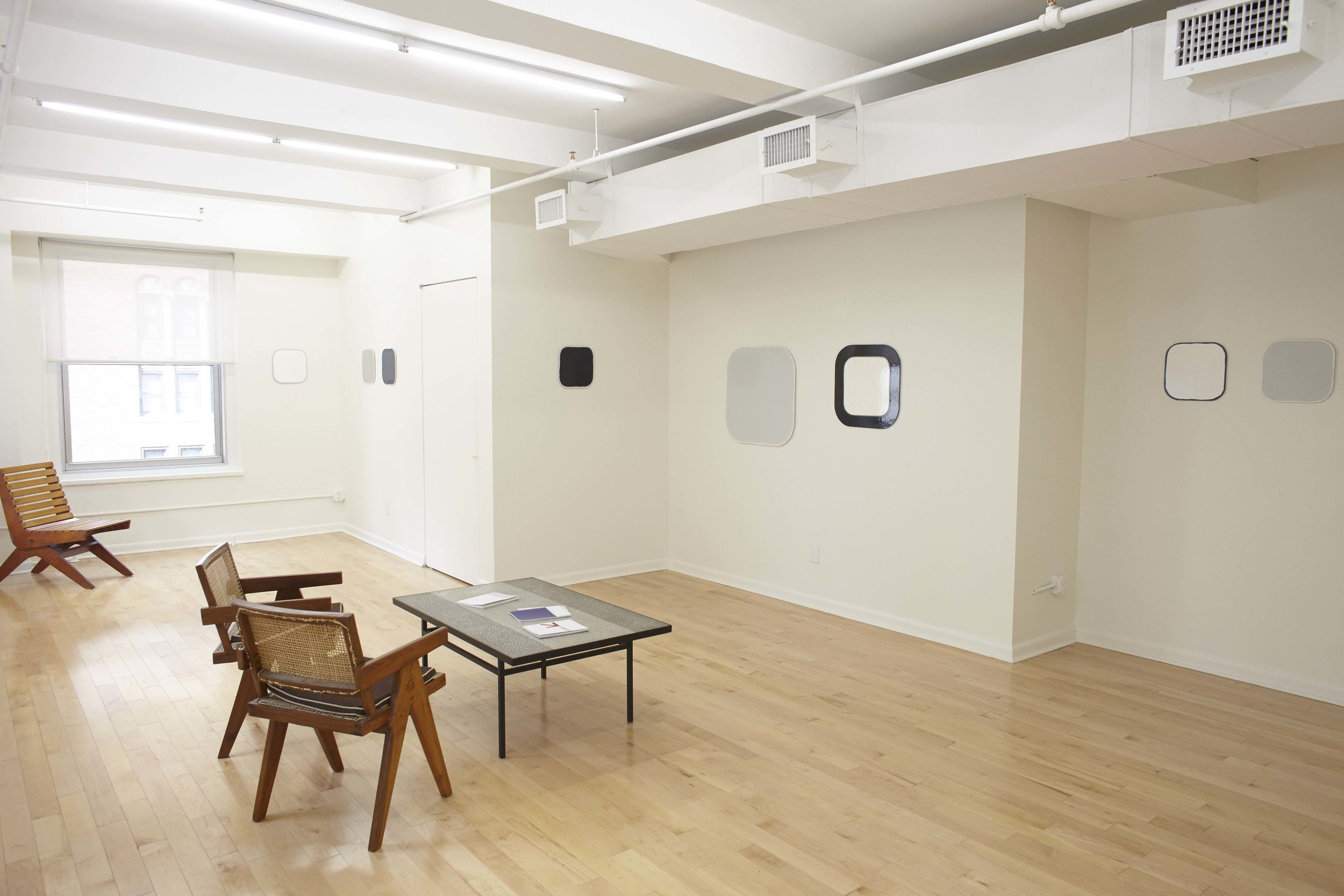 Richard Van Der Aa ,  pictures of paintings , Main Gallery Installation view