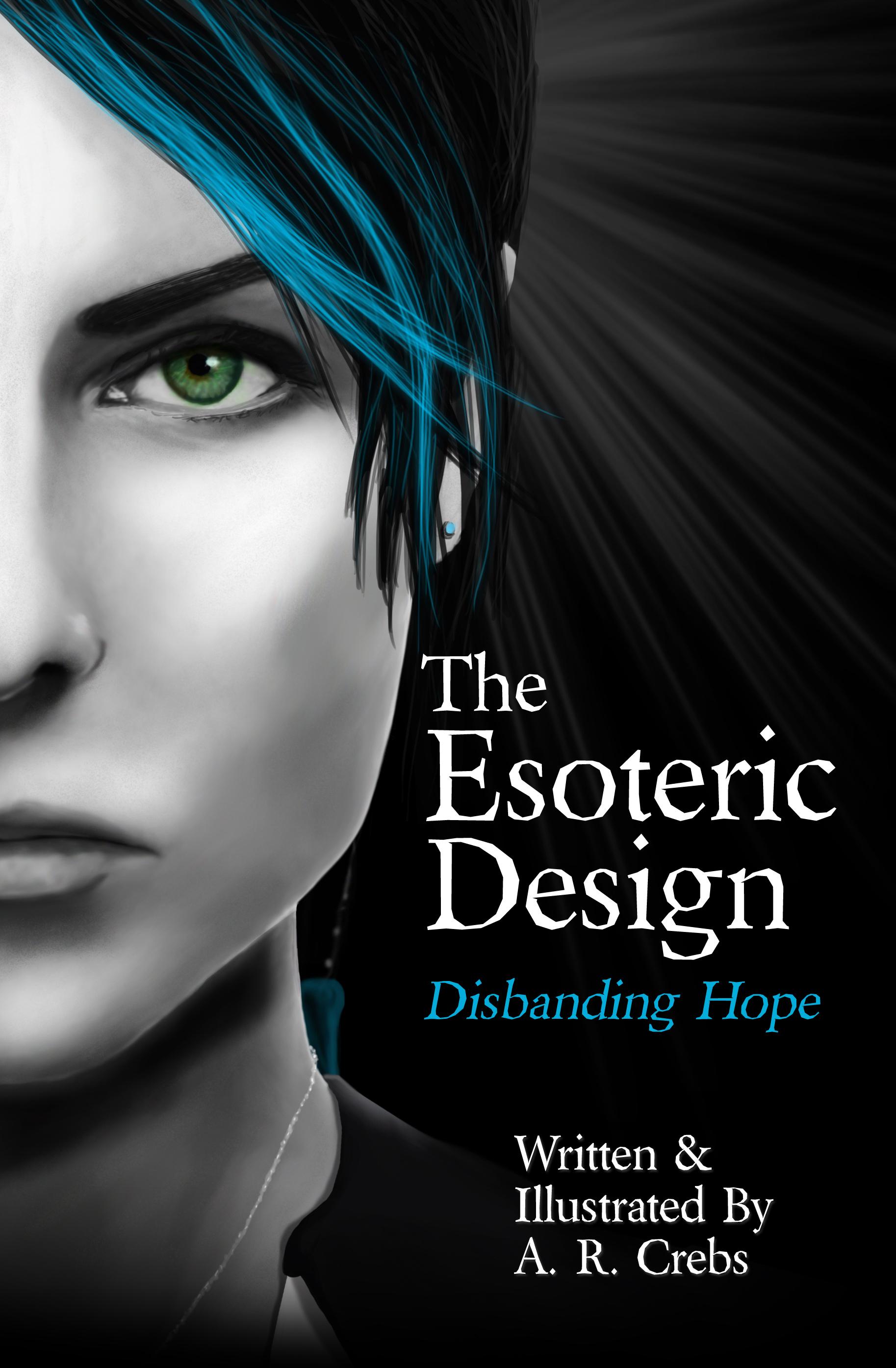 The Esoteric Design Disbanding Hope Cover.jpg