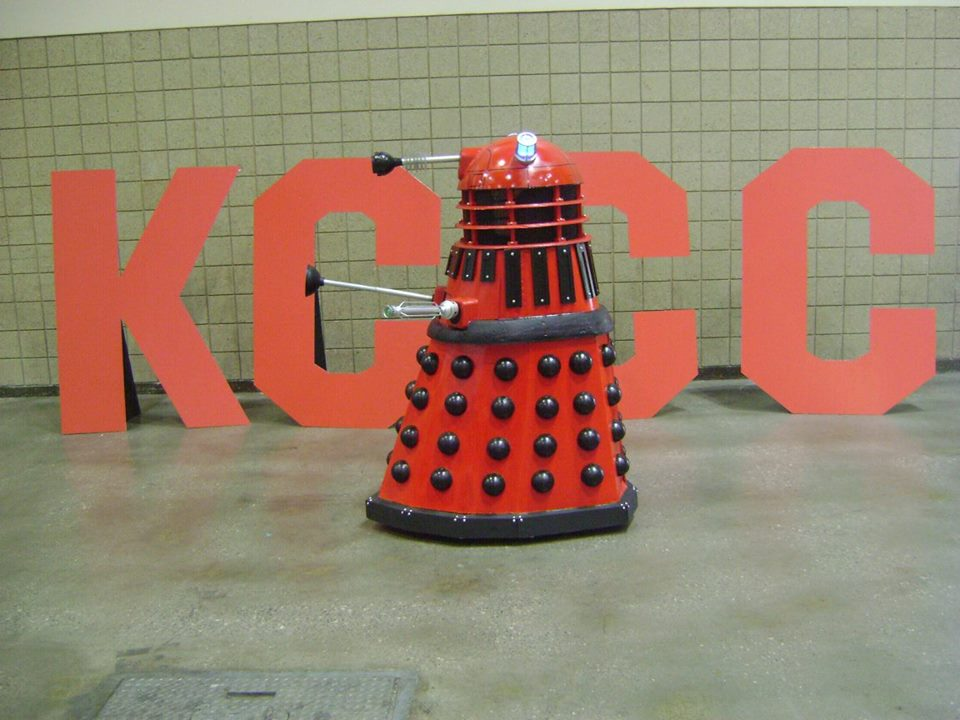 Red Dalek at KCCC.jpg