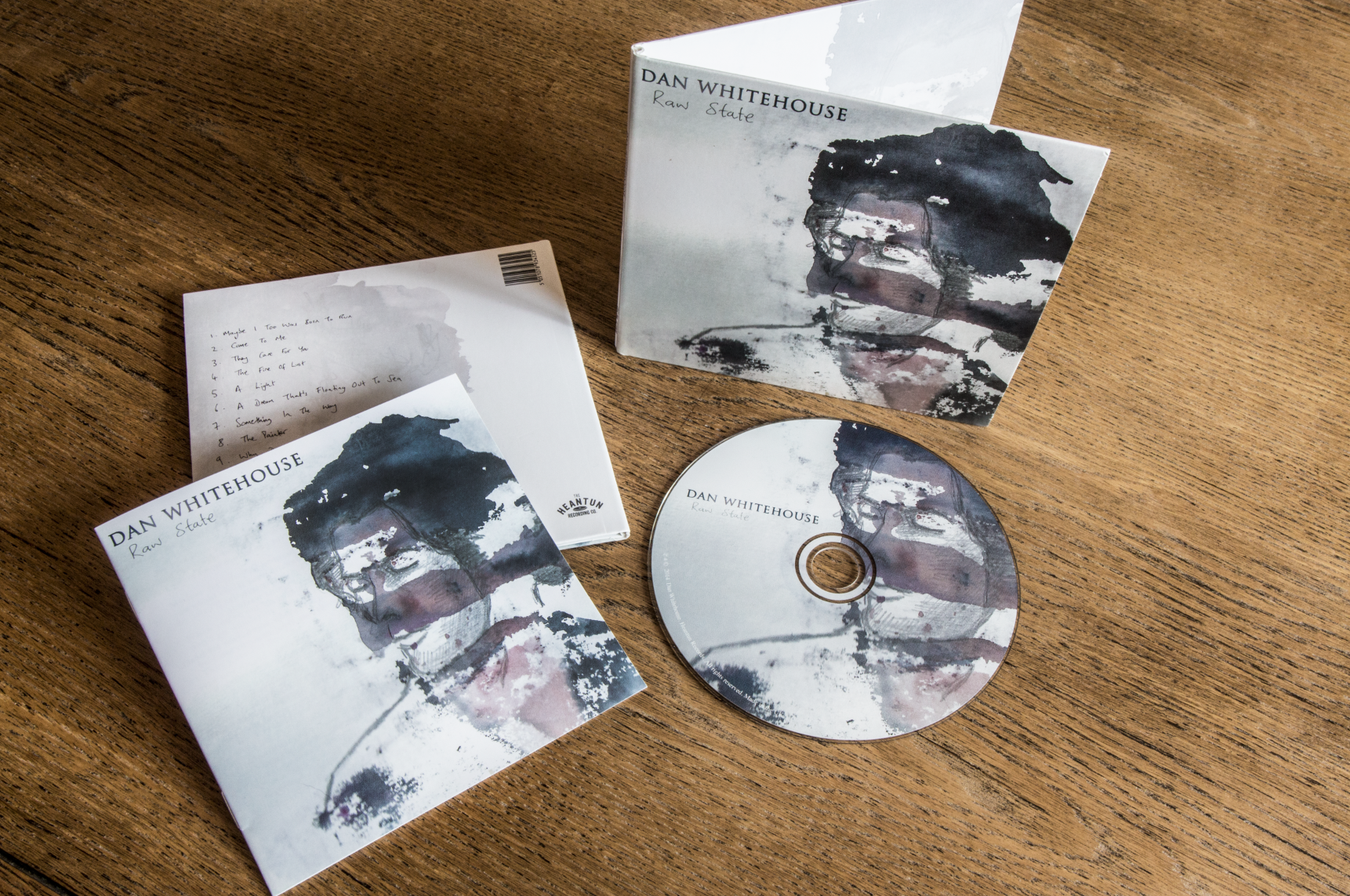 Heantun Recording Co. - Dan Whitehouse
