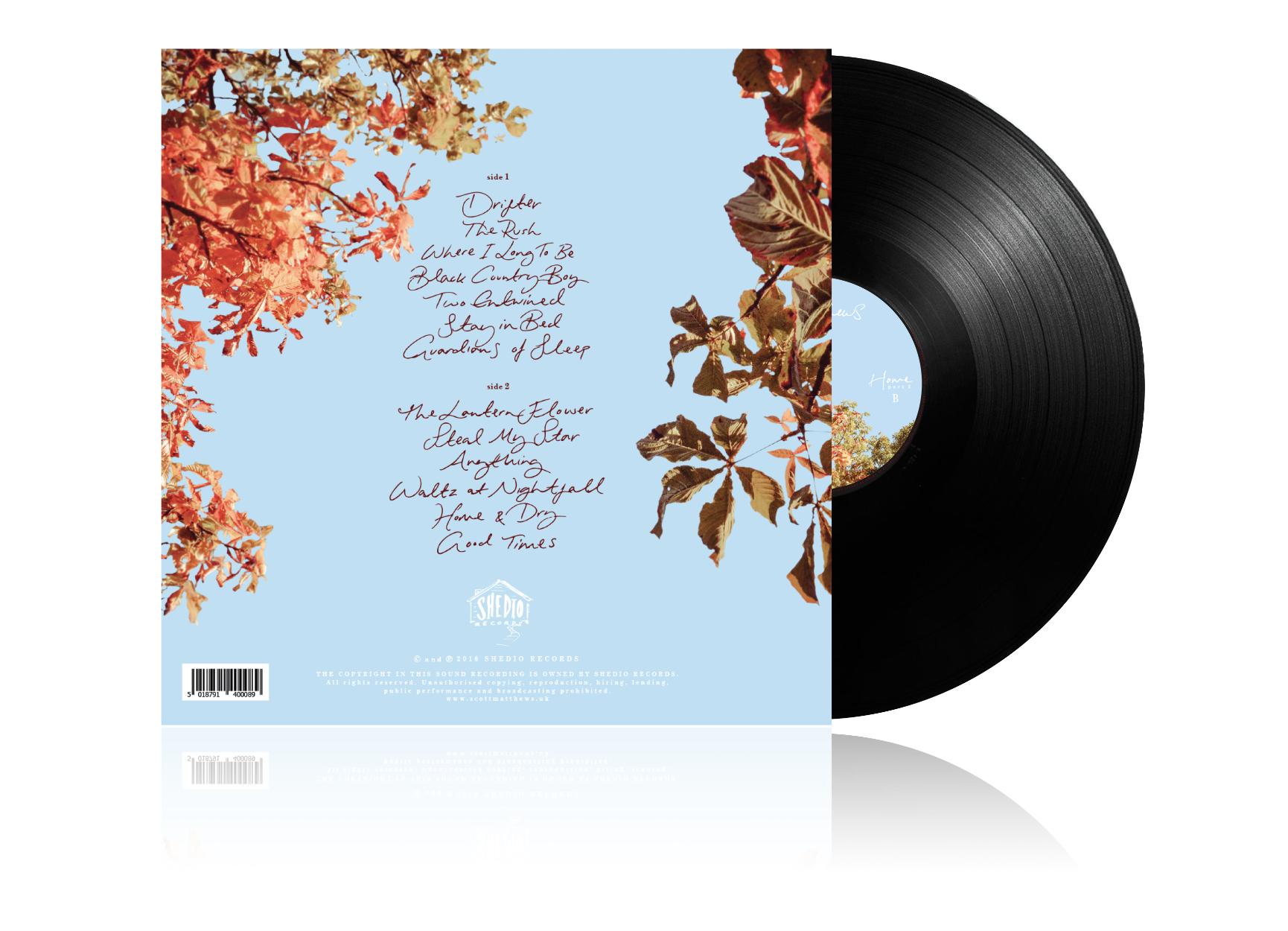 Scott Matthews - Home Part II   - Shedio Records