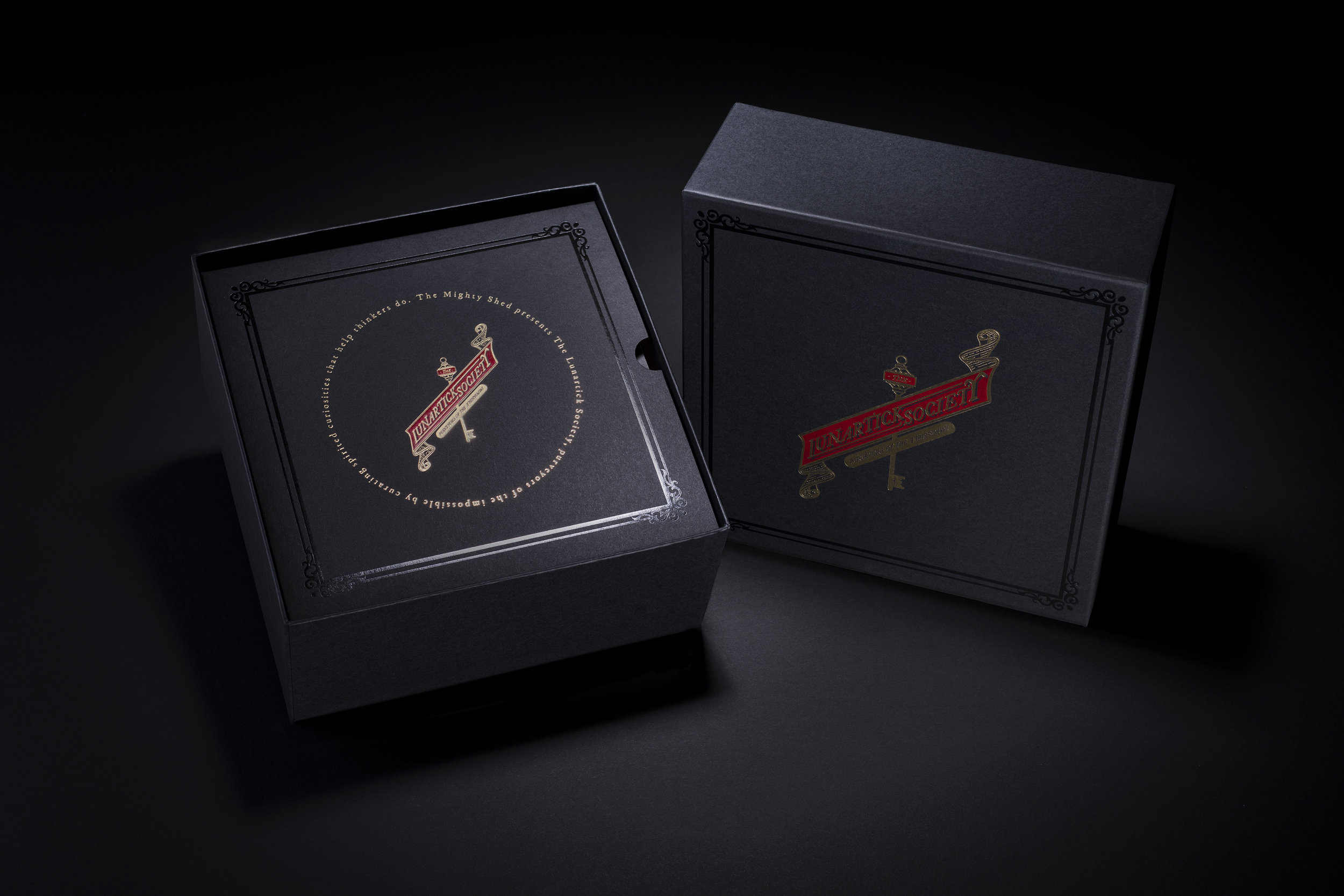 The Lunartick Society - Moonlight Limited Edition