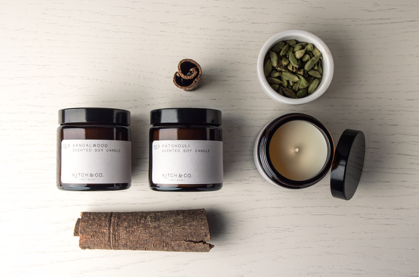 Kitch & Co. Natural Scents.