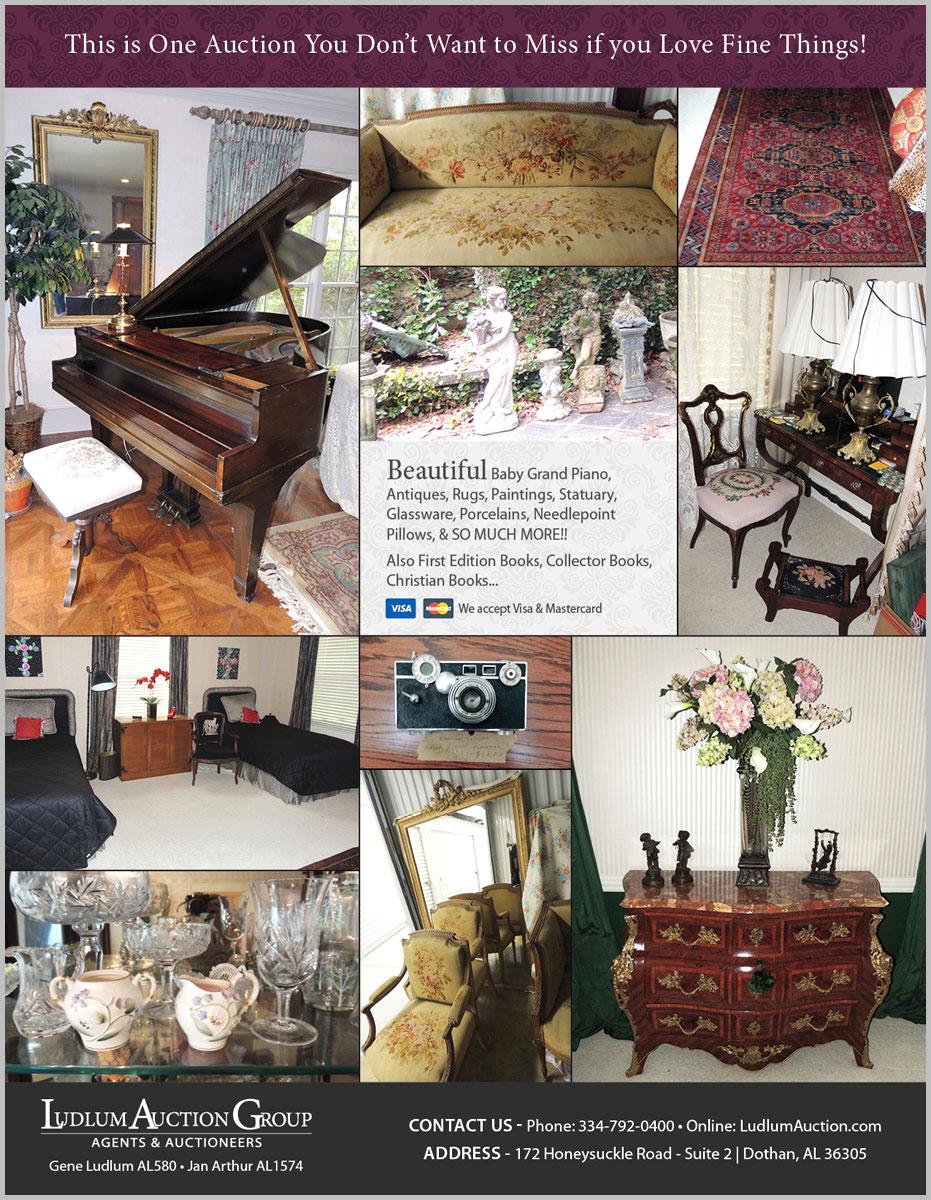 Dothan, AL Estate Auction photos