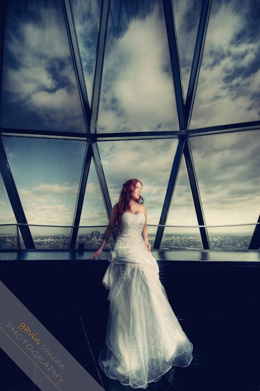 Bride-Bridal-Wedding-London_Bridal-London_Wedding-Romance-Gherkin-Millennium_Bridge-Portraits-www.gavinconlan.com-gavin_conlan-Portraiture-Essex_Photographer-London_Photographer-Weddings_at_Gherkin.-2.jpg