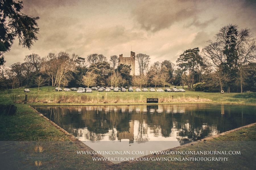 Snowdrop walk at Hedingham Castle ,photography by gavin conlan photography Ltd