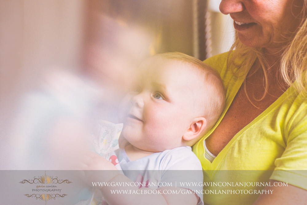 beautiful and creative family portrait photograph. Wedding photography at  The SPA Hotel  by  gavin conlan photography Ltd