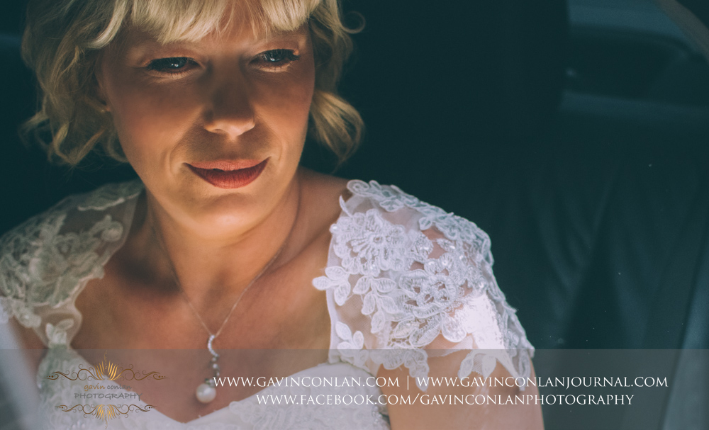 absolutely stunning bridal portrait.Wedding photography at The Barn Brasserie by Essex wedding photographer gavin conlan photography Ltd