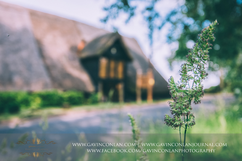 creative exterior photograph of The Barn.Wedding photography at The Barn Brasserie by Essex wedding photographer gavin conlan photography Ltd