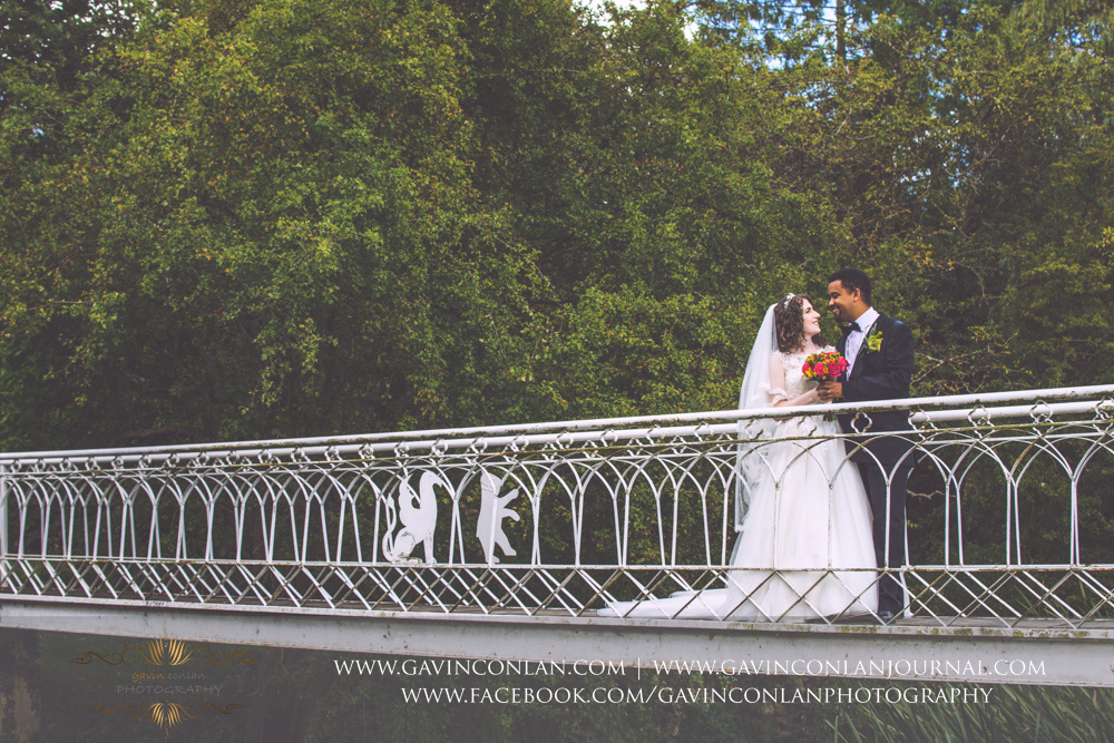 Wedding photography at  Nether Winchendon House  by  gavin conlan photography Ltd