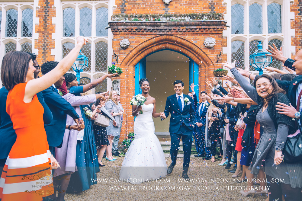 Wedding Photography at Gosfield Hall