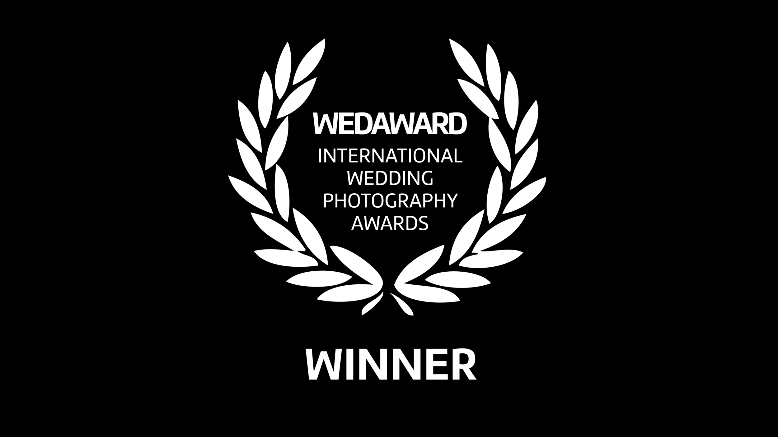 wedaward  international wedding photography awards - winner