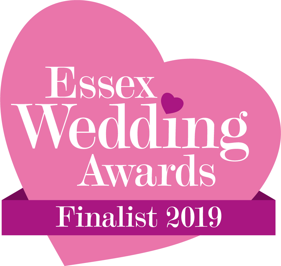 Essex Wedding Awards Finalist 2019 logo