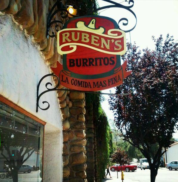 One Bite Crowdfunding Campaign tto ressurect Ruben's Burritos  One Bite