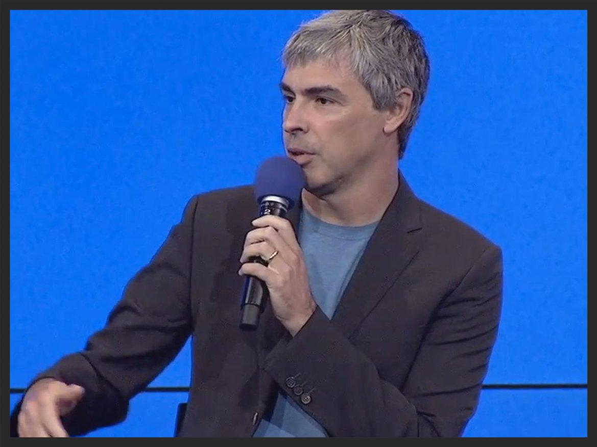 Google Larry Page