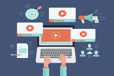 B2B marketing video