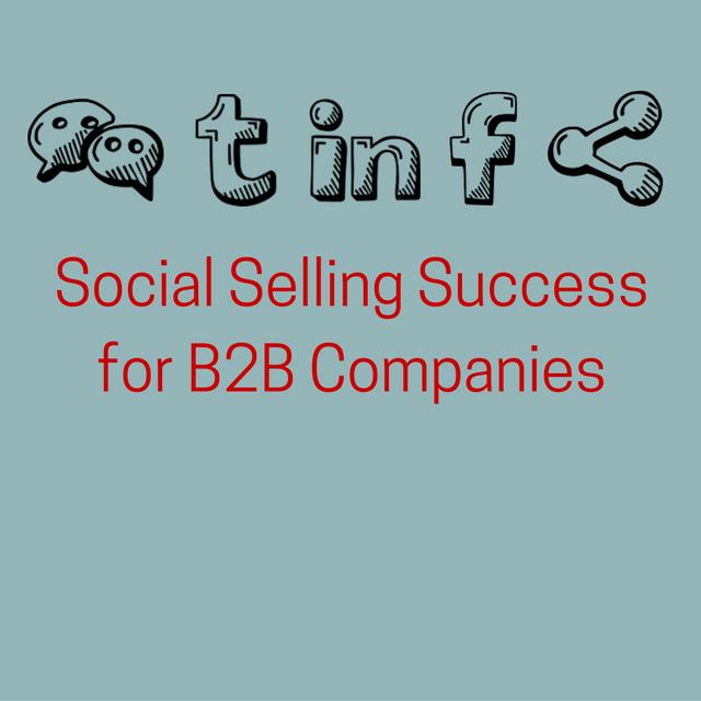 social-selling-for-B2B-growth