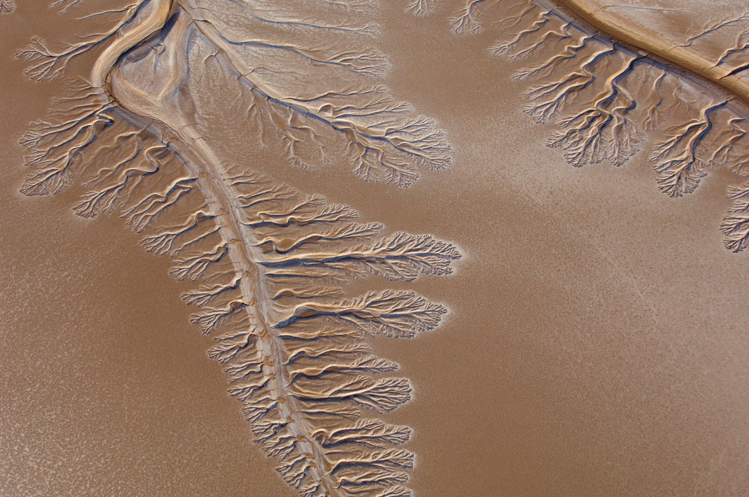 Dry Colorado River Delta. Photo courtesy Pete McBride, USGS