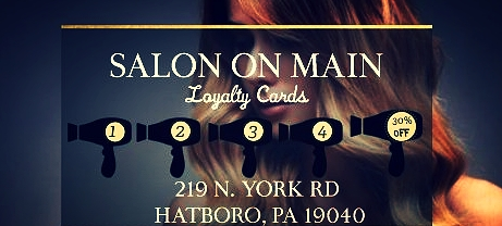 ***Request at checkout or ask your stylist***