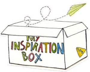 my inspiration box
