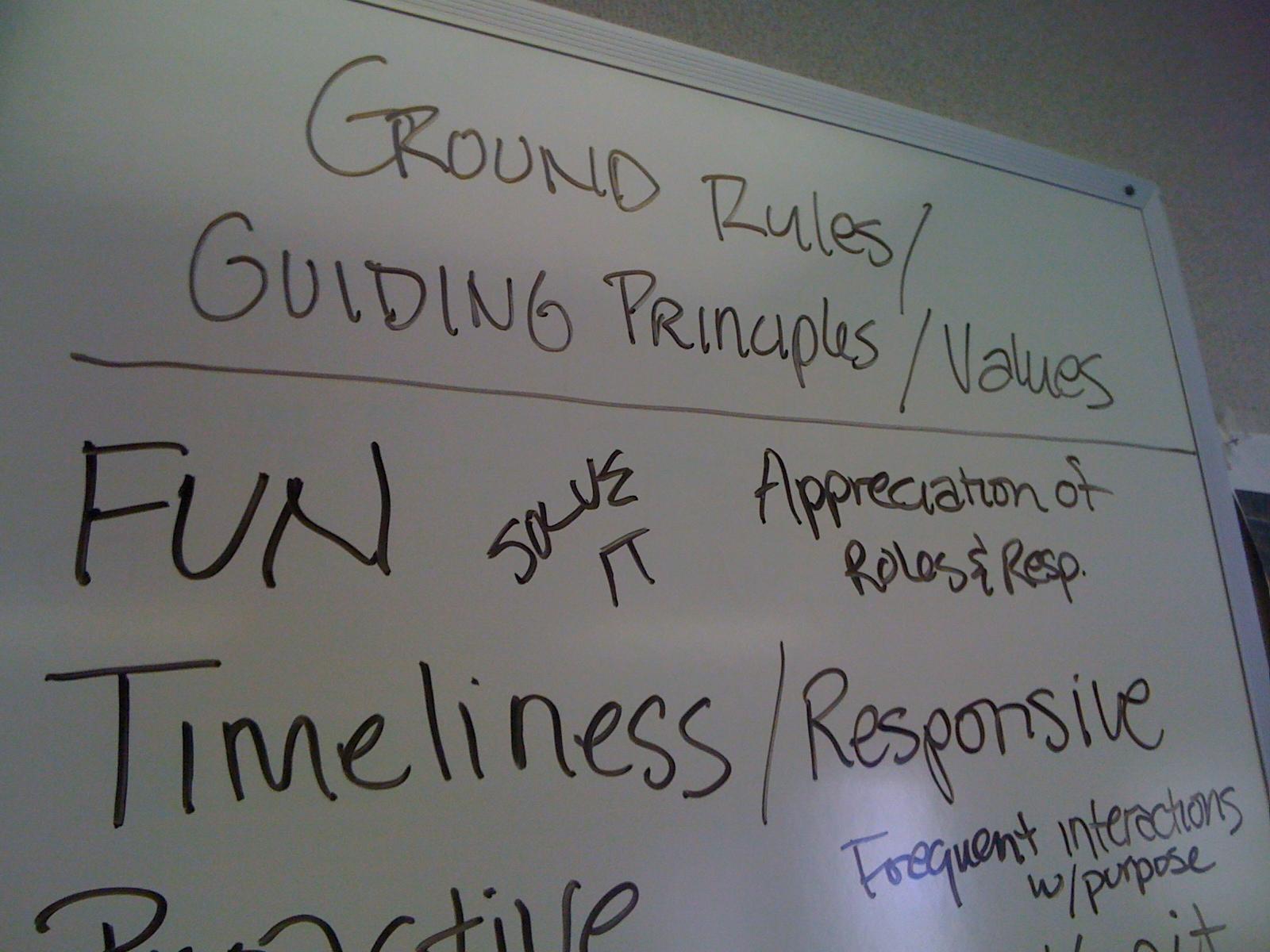 Design-Build Partnering Session