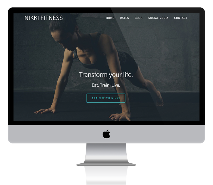<h3>Nikki Fitness</h3>Vancouver Personal Trainer