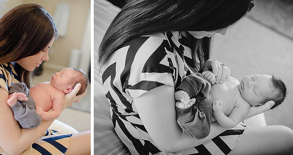 Phoenix Newborn Lifestyle Photo 35