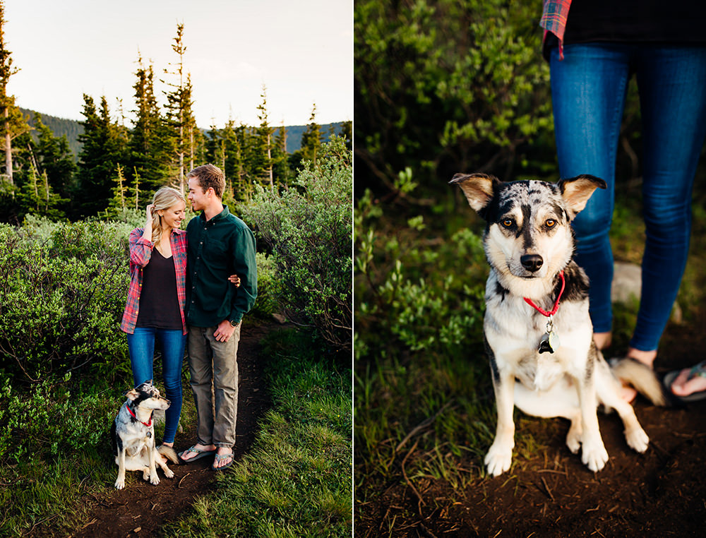 Rocky Mountain Colorado Engagement - Summit County Wedding Photographer-6.jpg