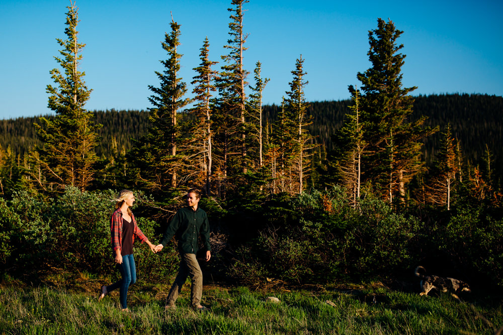 Rocky Mountain Colorado Engagement - Summit County Wedding Photographer-22.jpg