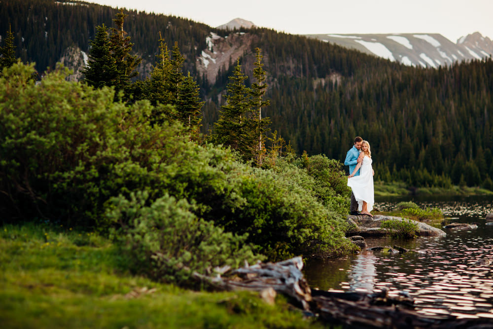 Rocky Mountain Colorado Engagement - Summit County Wedding Photographer-33.jpg