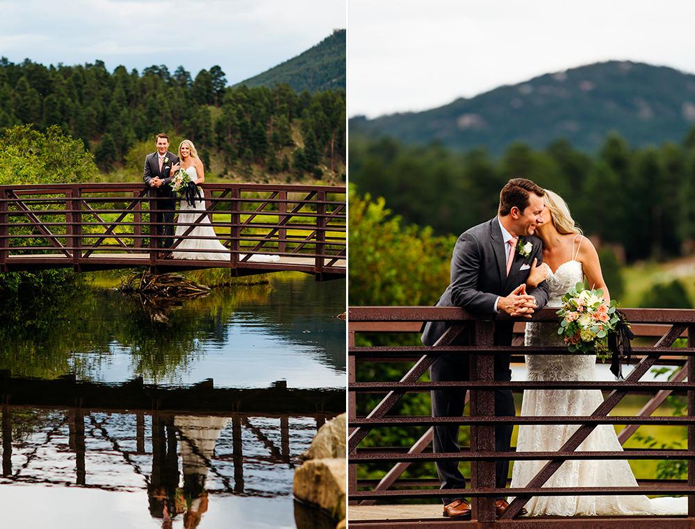 Evergreen Lake House Wedding - Rainy Colorado Wedding -1.jpg